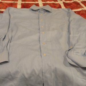 Jos. A. Bank Long Sleeved Button Down Dress Shirt